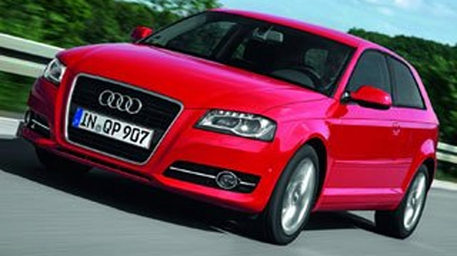 Midsize Car: Audi A3