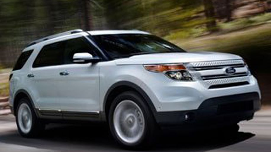 Midsize SUV: Ford Explorer