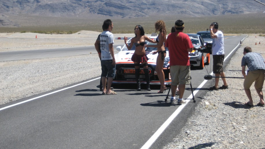 Drift GSR Autosport Playboy Video Shoot