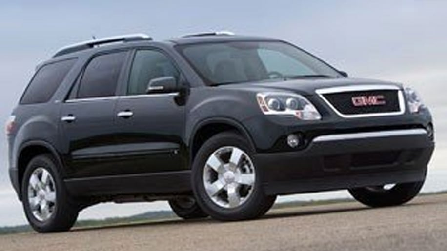 Other Option: GMC Acadia