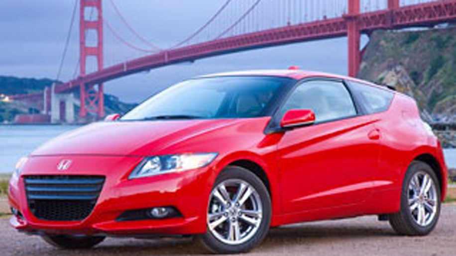 Other Option: Honda CR-Z