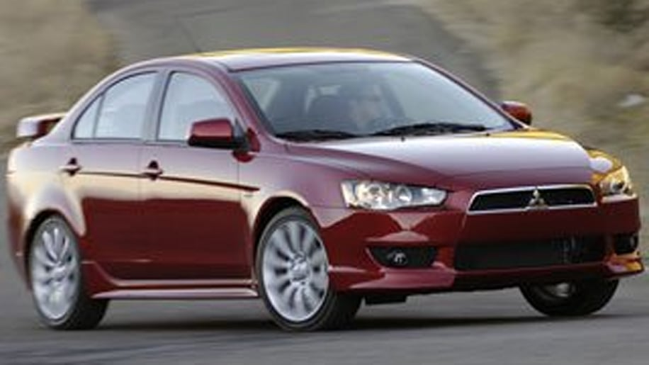 Other Option: Mitsubishi Lancer