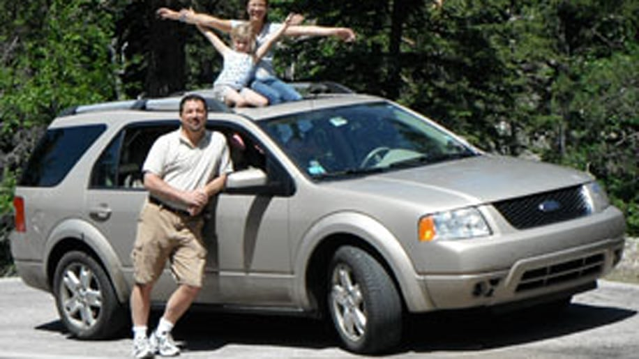 The Langenecker Family: Ford Freestyle