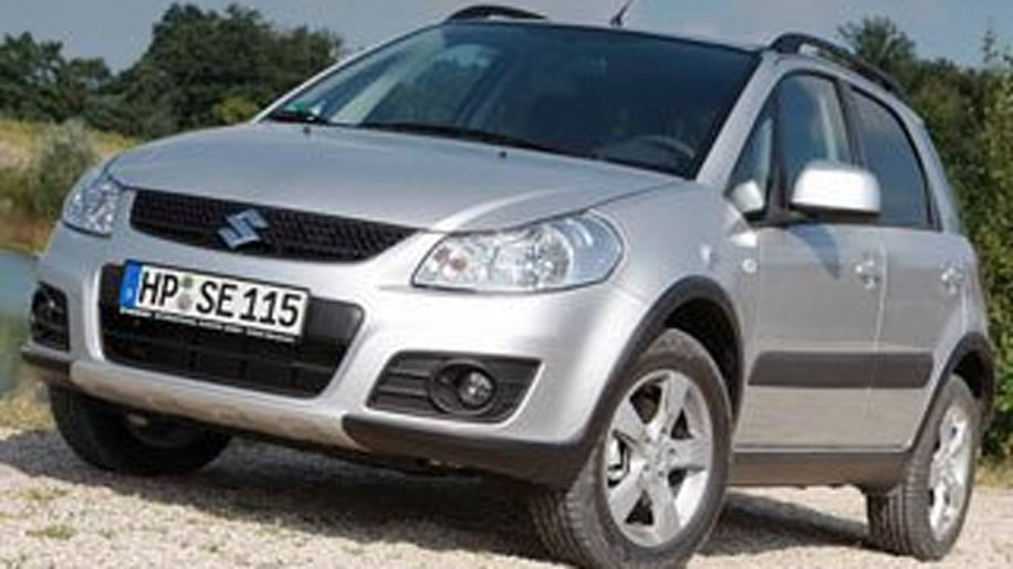 Other Option: Suzuki SX4
