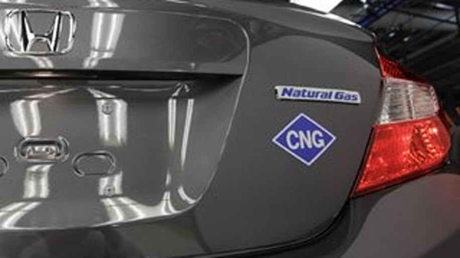 What's The Deal With A CNG Car?