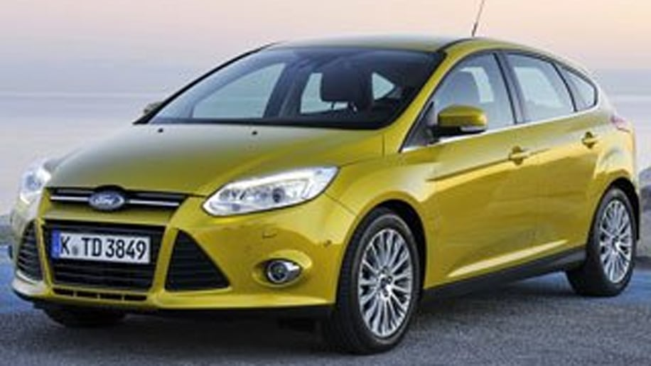 Honorable Mention: 2012 Ford Focus