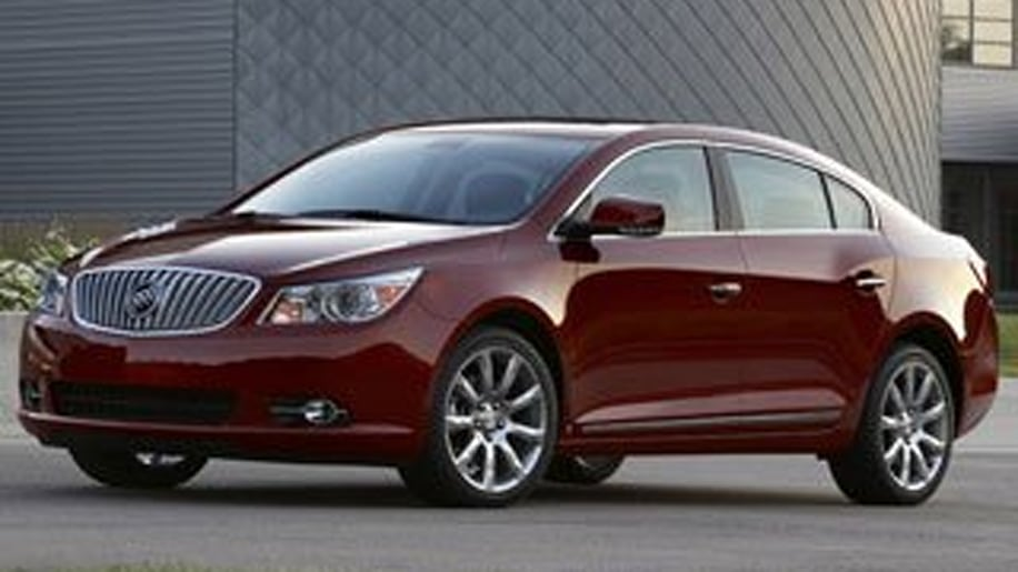 Large Family Car: Buick LaCrosse
