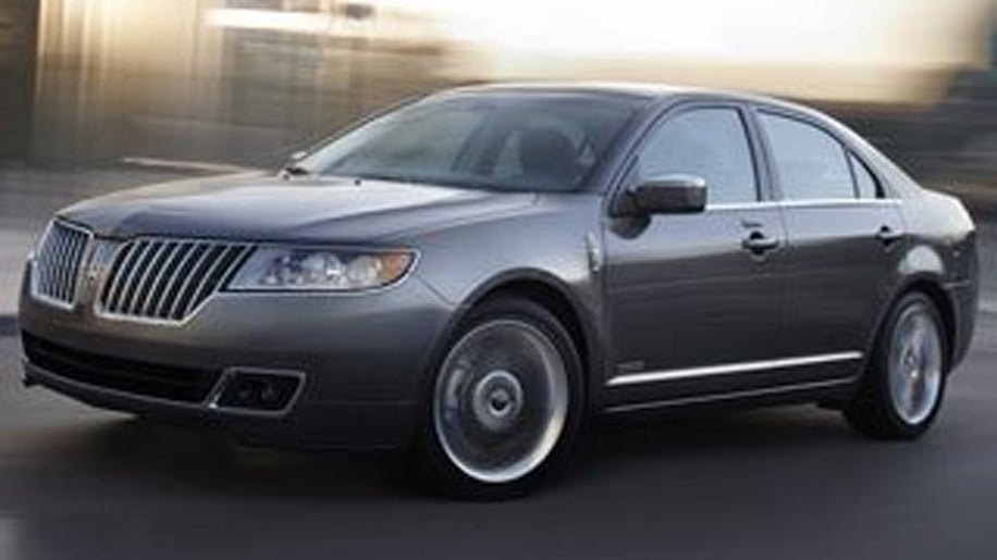 Midsize Luxury Car: Lincoln MKZ
