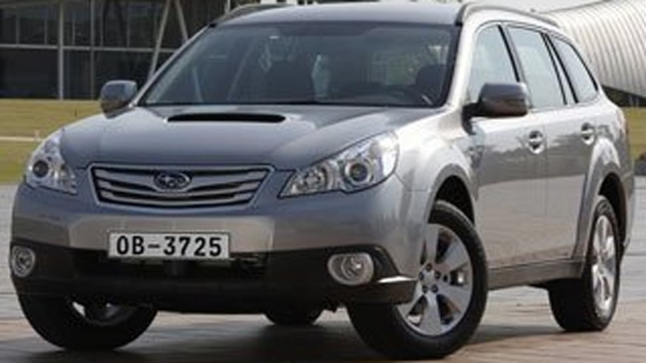 Midsize Moderately Priced Car: Subaru Outback
