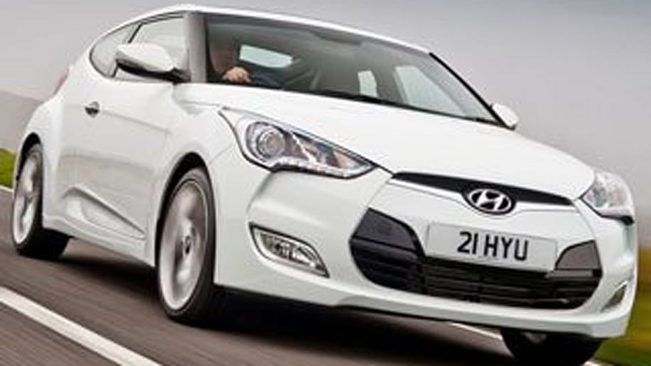 Honorable Mention: 2012 Hyundai Veloster