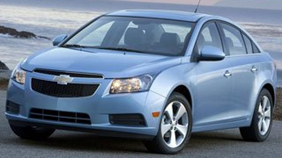 Affordable Small Car (Compact) - Chevrolet Cruze