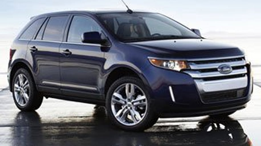 Affordable Midsize SUV (2 Row) - Ford Edge