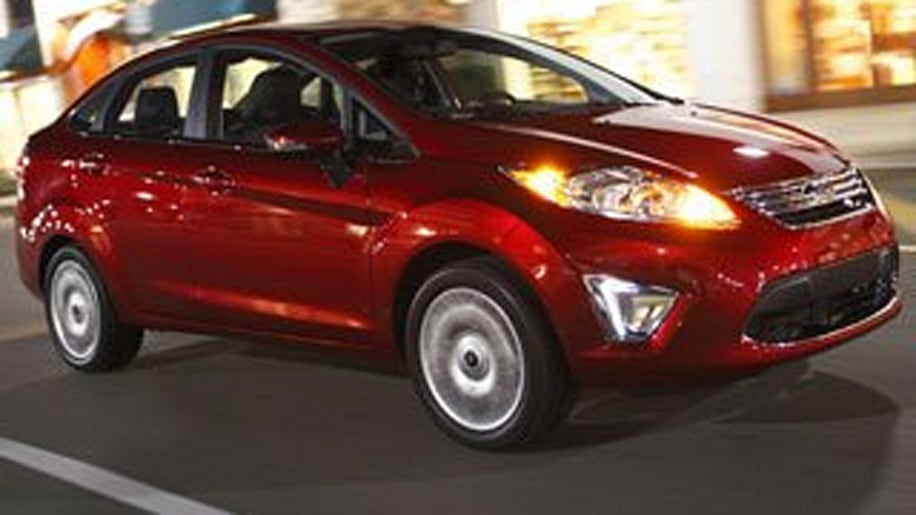Affordable Small Car (Subcompact) - Ford Fiesta