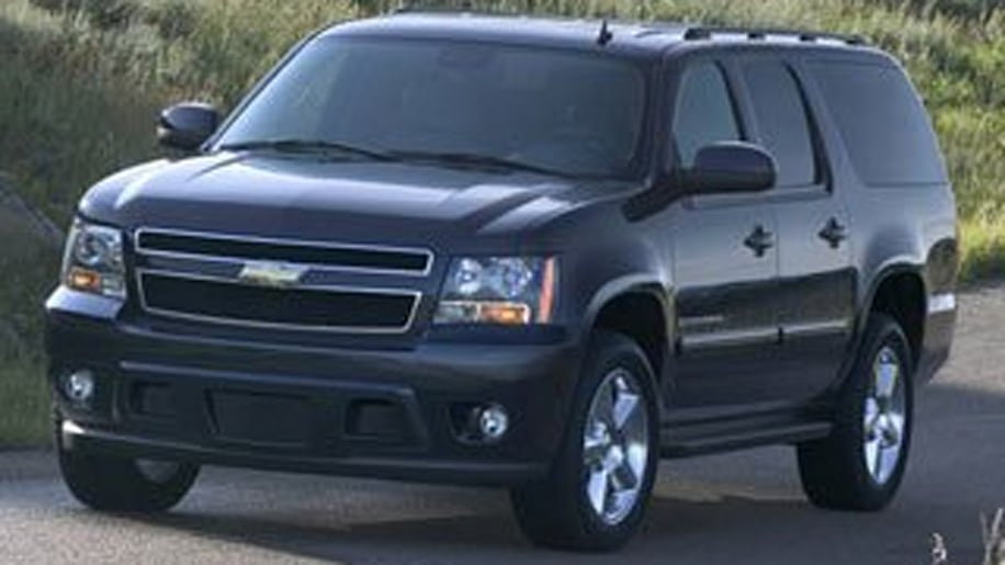 Affordable Large SUV - Chevrolet Suburban