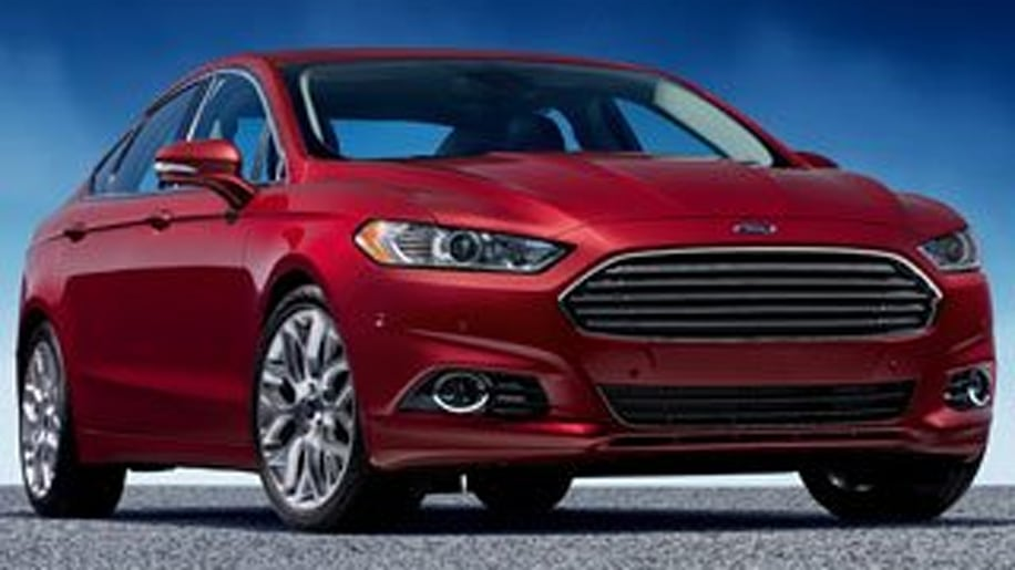 1. 2013 Ford Fusion