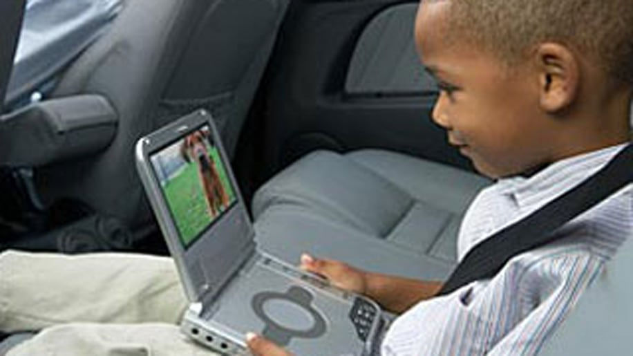 Fun And Learning: In-Car Entertainment