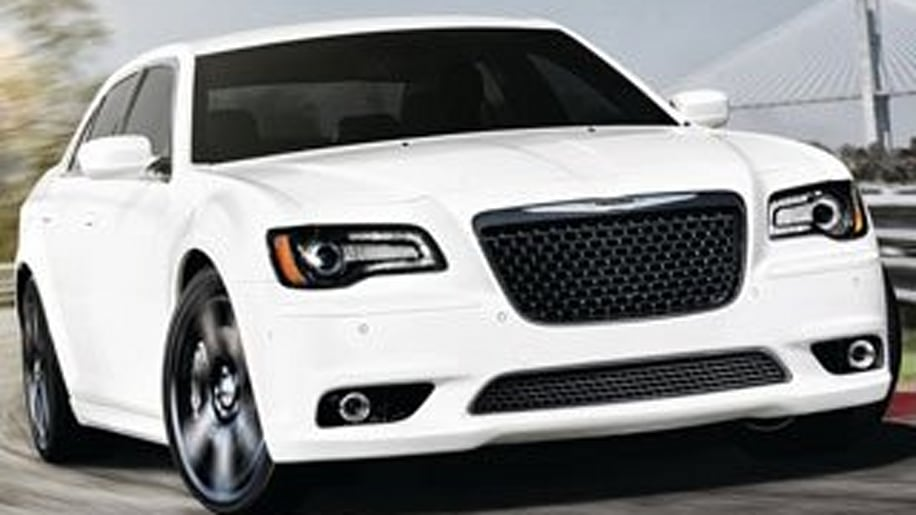 10. Chrysler 300 SRT-8
