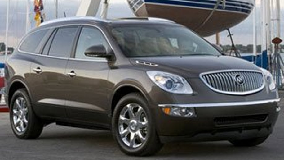 Midsize Crossover/SUV Winner: Buick Enclave