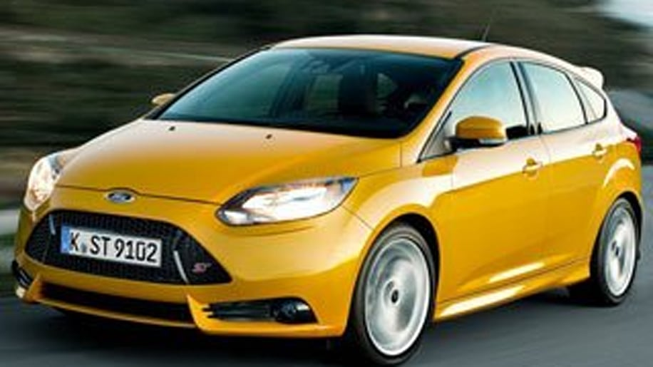 4. Ford Focus ST