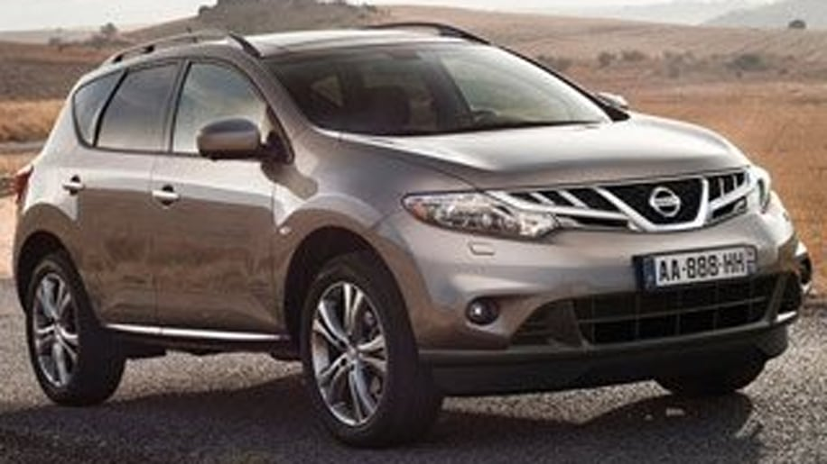 Midsize Crossover/SUV Third Place (tie): Nissan Murano