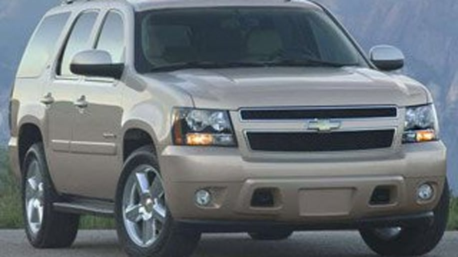 Large Crossover/SUV Third Place - Chevrolet Tahoe
