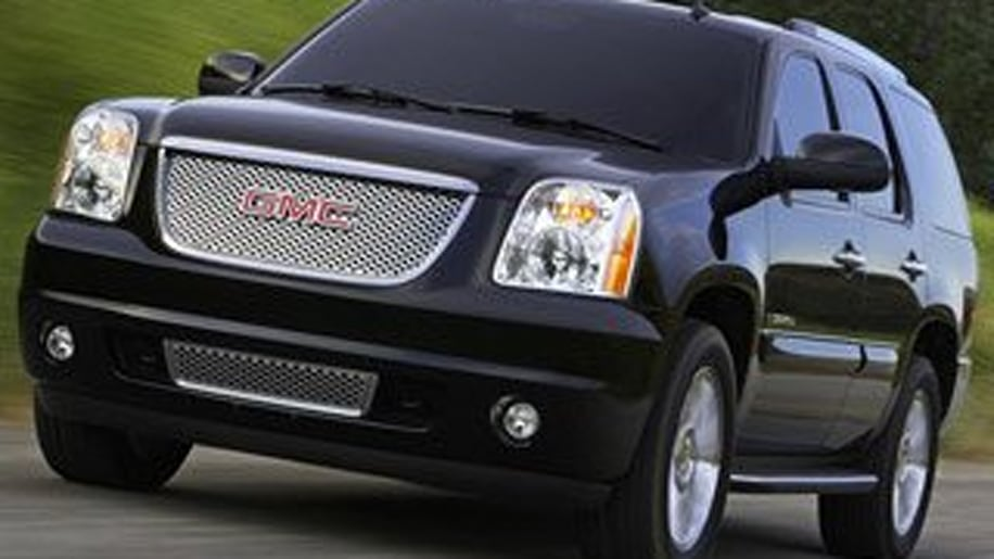 Large Crossover/SUV Runner Up - GMC Yukon