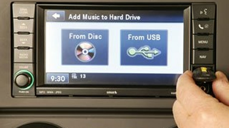 2. Hard drive-based stereo systems