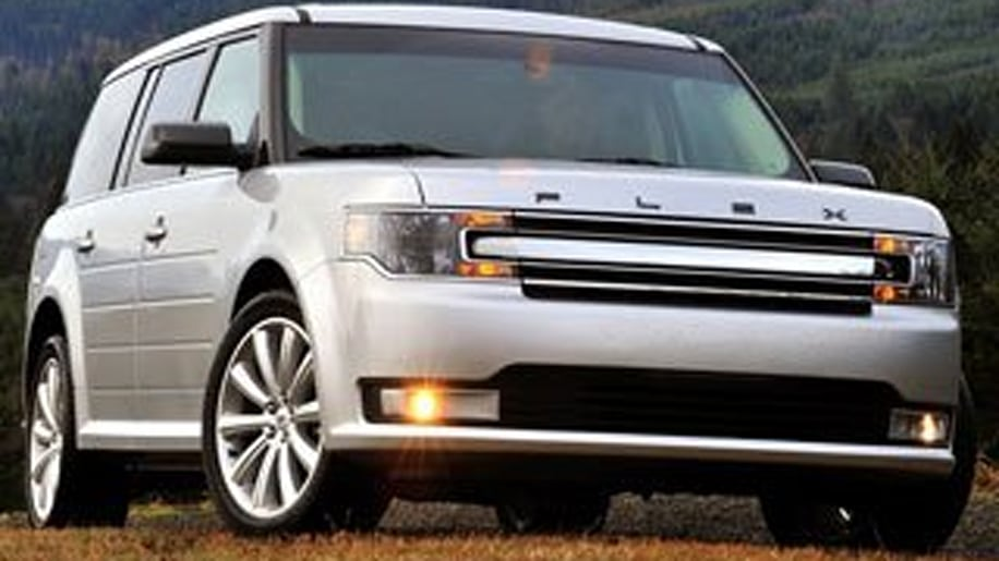 Mid-Size Crossover Utility: Ford Flex