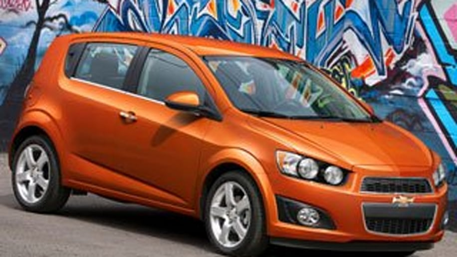 Best Sub Compact Car: Chevrolet Sonic