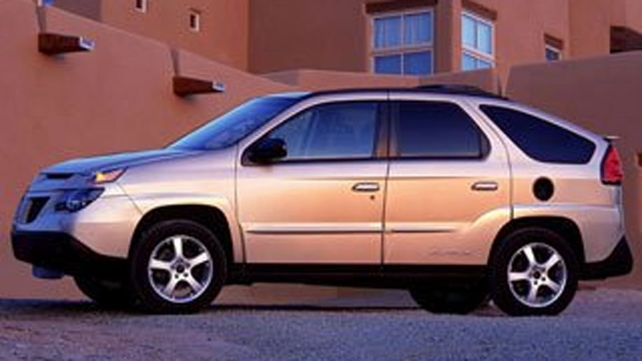 Sharon Carty: Pontiac Aztek