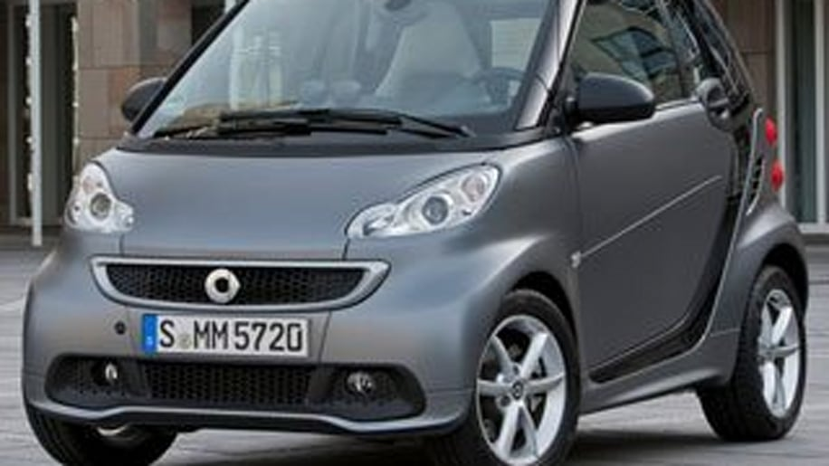 Worst Sub-Compact Car: smart fortwo
