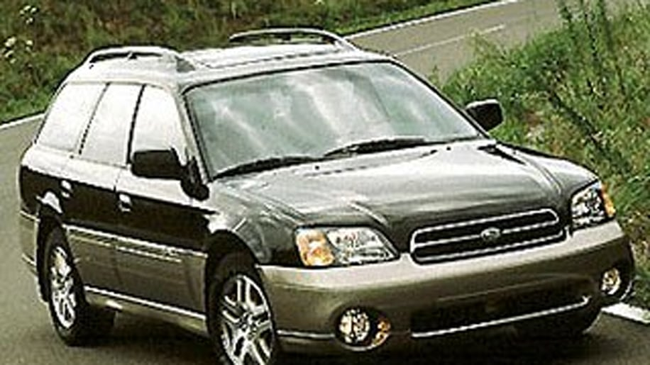 Editor-in-Chief David Kiley: Subaru Outback