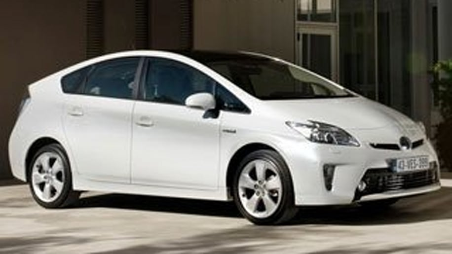 Best Compact Car - Toyota Prius