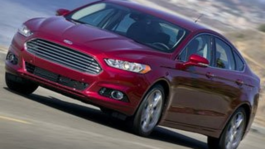 Best Midsize Car - Ford Fusion