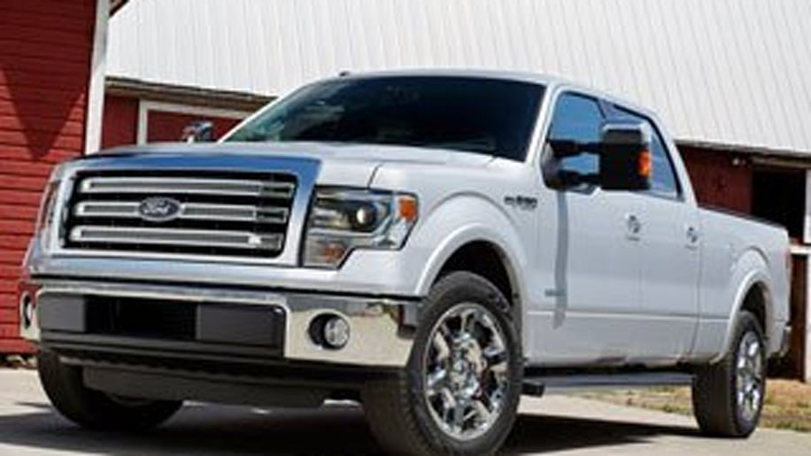 4. 2013 Ford F-150