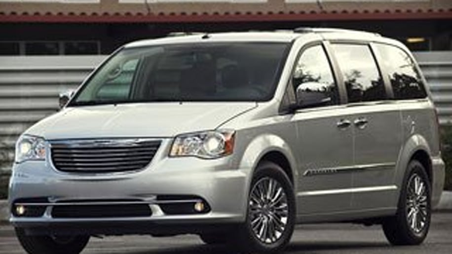 David Kiley: Chrysler Town & Country