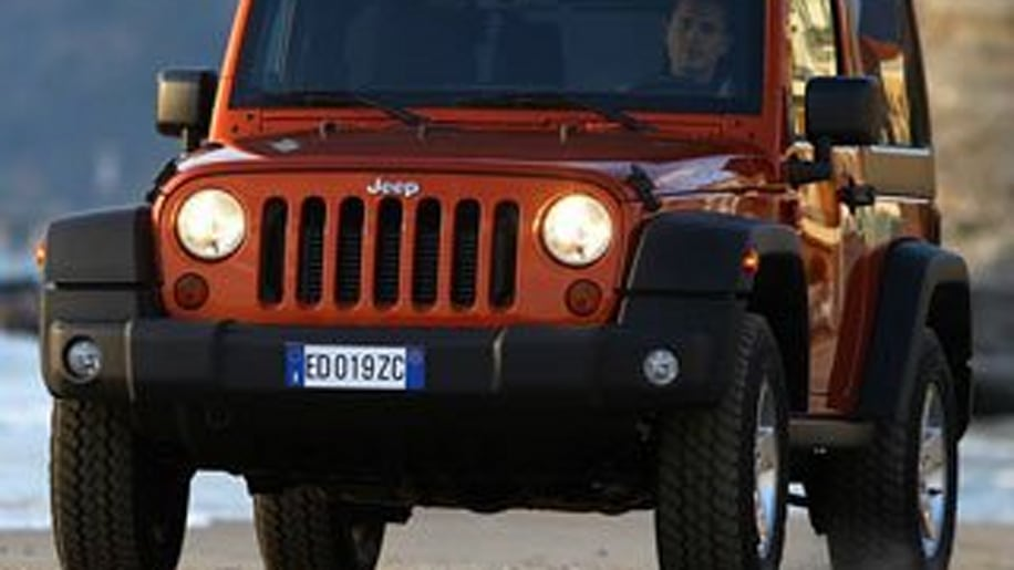 Sharon Silke Carty: Jeep Wrangler