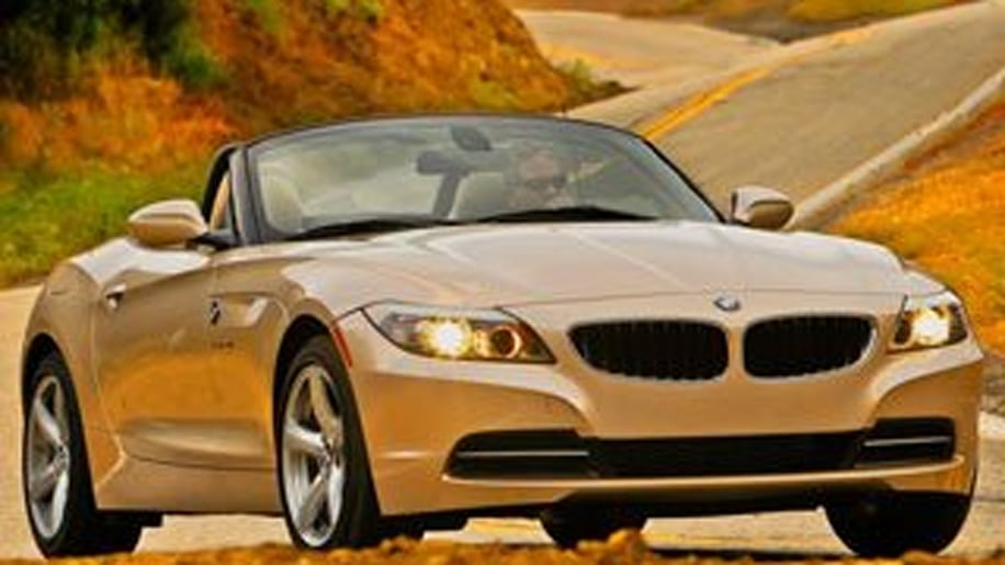Sharon Silke Carty: BMW Z4