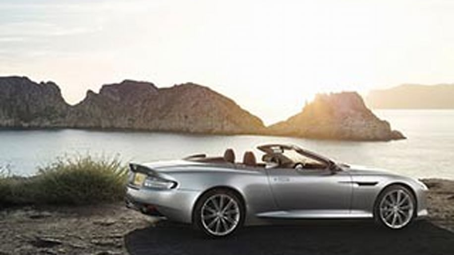 Go Out In Style: Aston Martin DB9