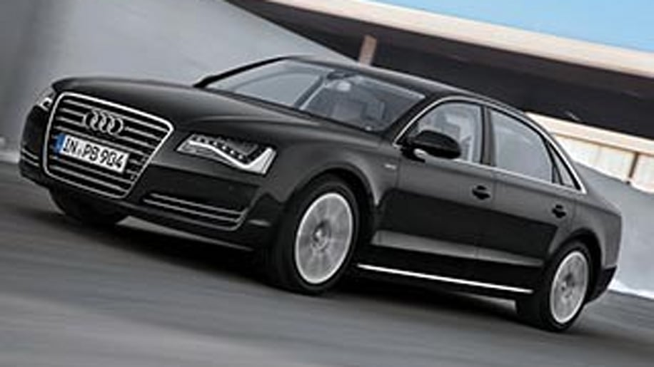 Go Out In Style: Audi A8L