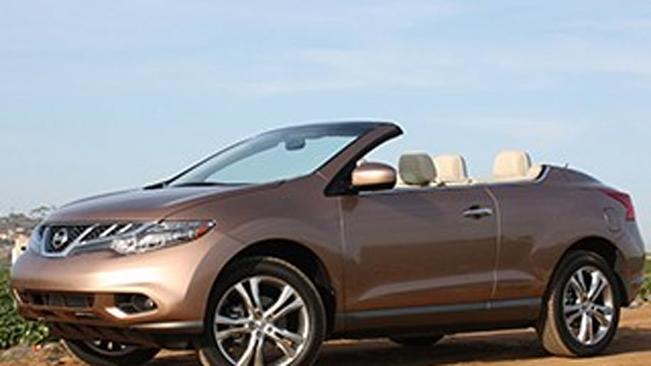 Go Out In Style: Nissan Murano CrossCabriolet