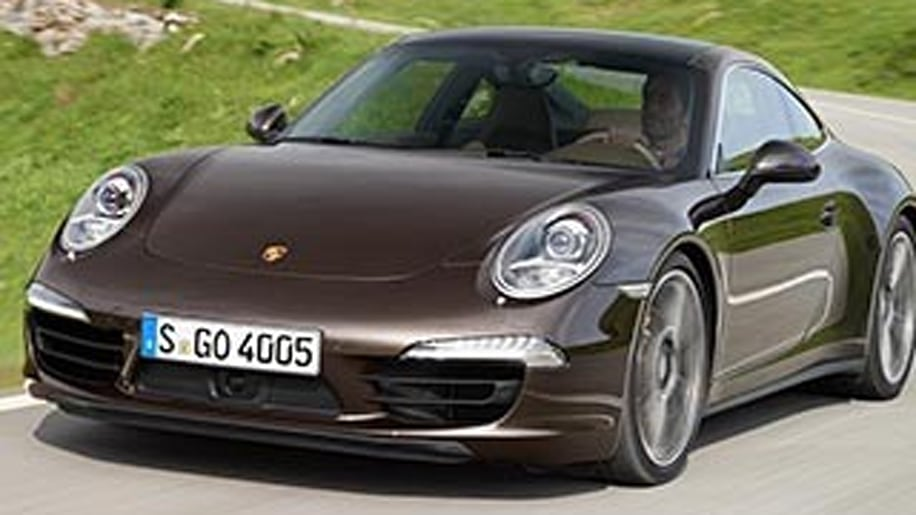 Go Out In Style: Porsche 911 Carerra S
