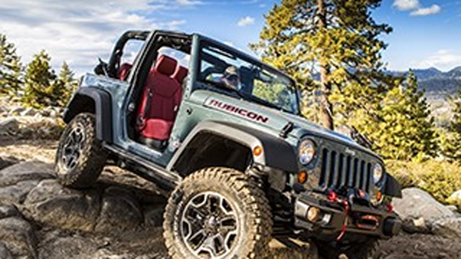 Five To Survive: Jeep Wrangler