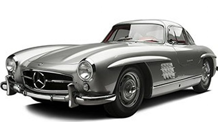 Clark Gable's Merecedes-Benz 300SL Gullwing