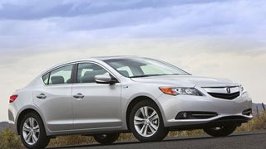 Biggest Disappointment No. 4: Acura ILX