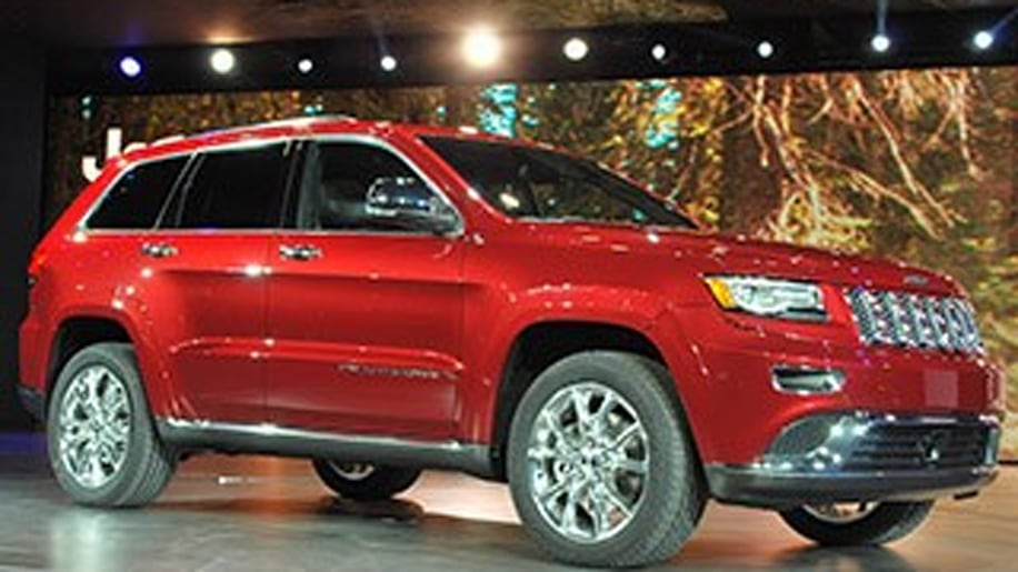 Best pick No. 3: Jeep Grand Cherokee