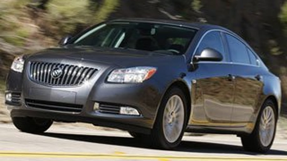 Biggest Disappointment No. 2: Buick Regal