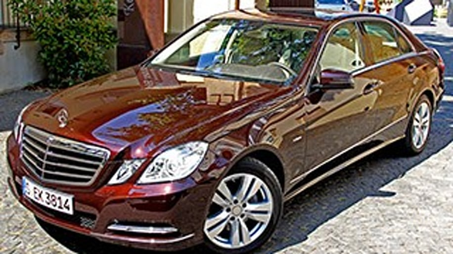 Mercedes-Benz E350 Bluetec