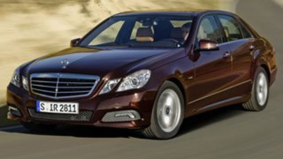 Luxury Fullsize Car - Mercedes-Benz E-Class