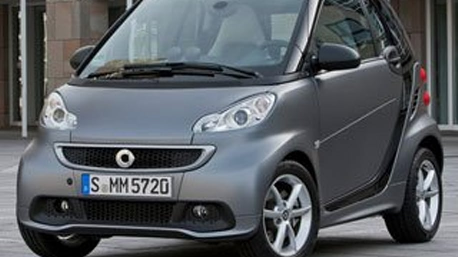 Worst - smart fortwo